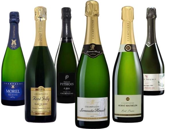 Champagner Entdeckungs-Paket