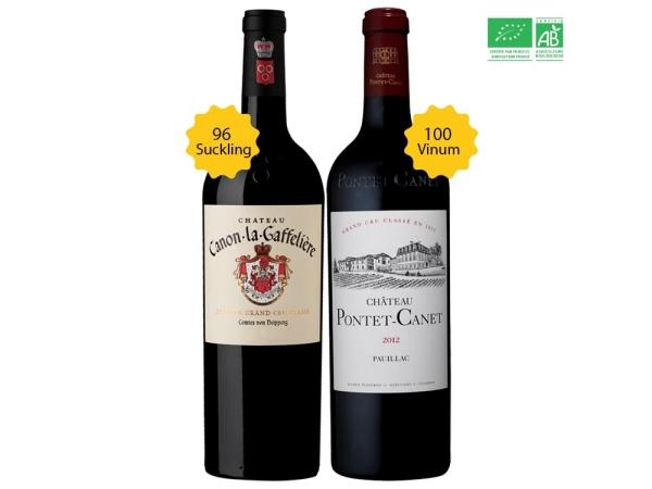 Bordeaux BIO Premium 2er Probierpaket