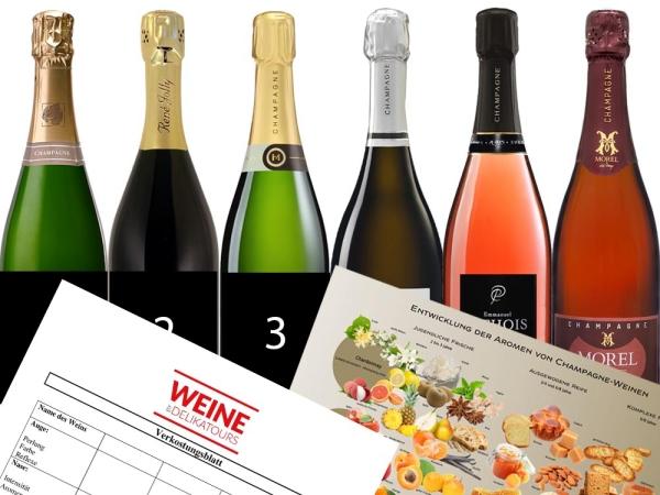 Champagner Seminar Paket