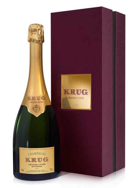 Krug Grande Cuvée - 167ème Edition in GP