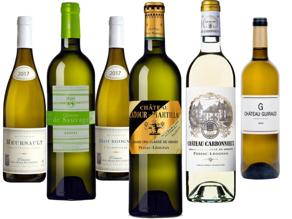 Weißwein 6er Paket