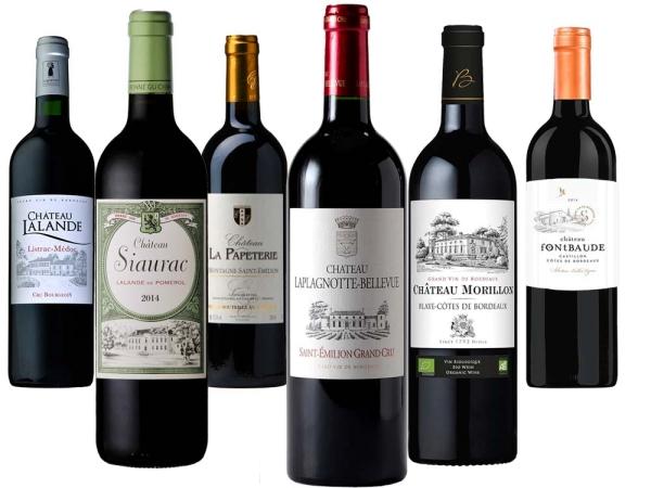 Bordeaux Entdeckungspaket