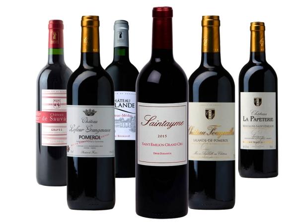 Bordeaux für jeden Tag 6er-Probierpaket