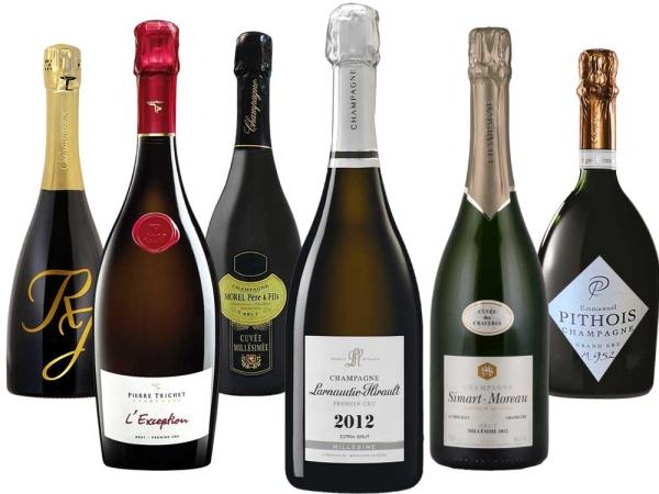 Champagner Premium-Paket