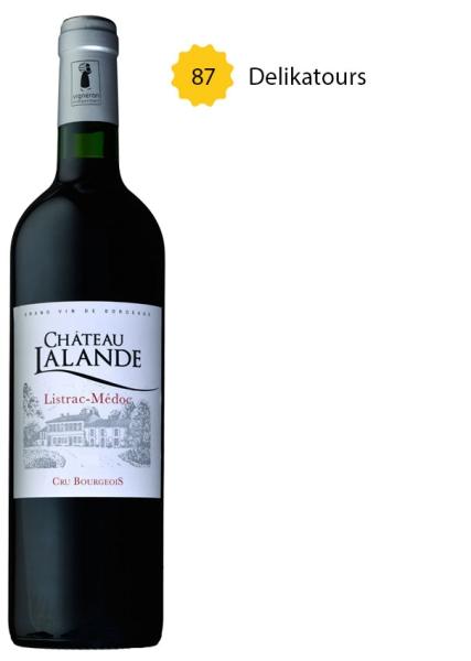 Château Lalande 2015 Cru Bourgeois, Listrac-en-Médoc