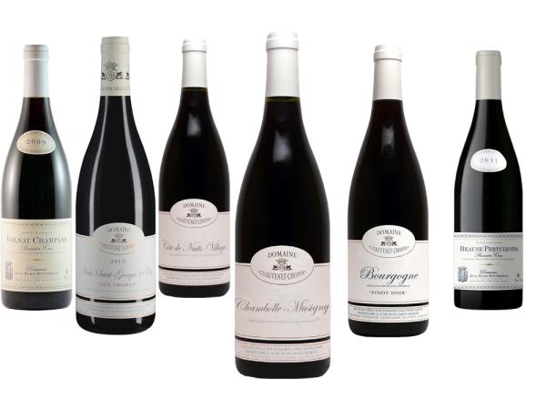 """Burgund """"Terroir"""" 6er Probierpaket"""