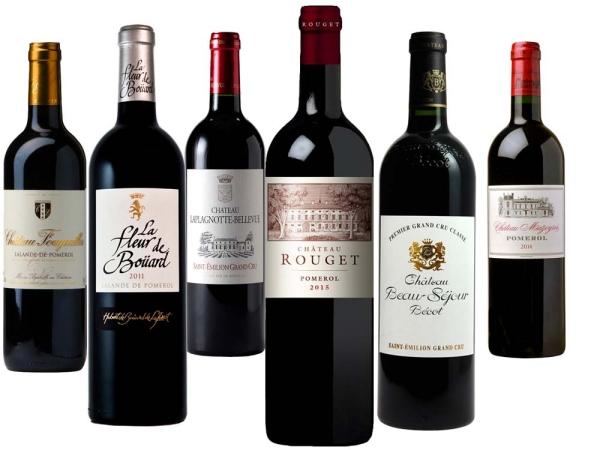Bordeaux Rechtes Ufer 6er Probierpaket