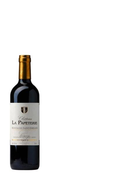 Château La Papèterie 2016 halbe Flasche - Montagne-St-Emilion