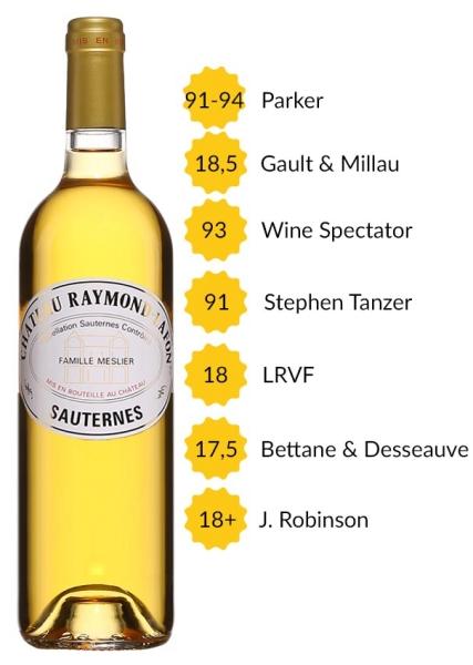 Château Raymond-Lafon 2005 - Sauternes (Edelsüß) - 1. Grand Cru Classé
