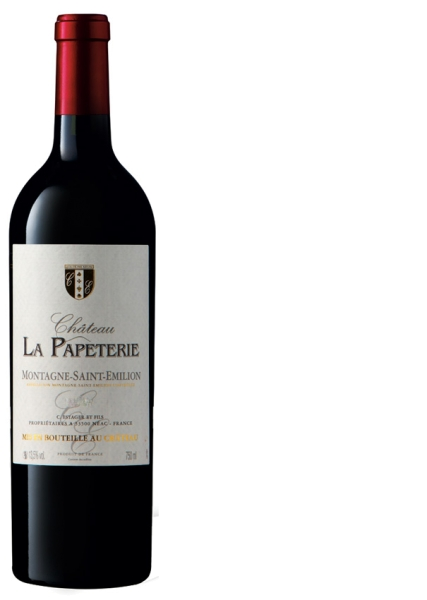 Château La Papèterie 2018