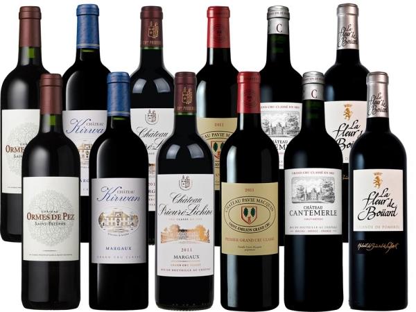 Bordeaux 2011 12er-Probierpaket
