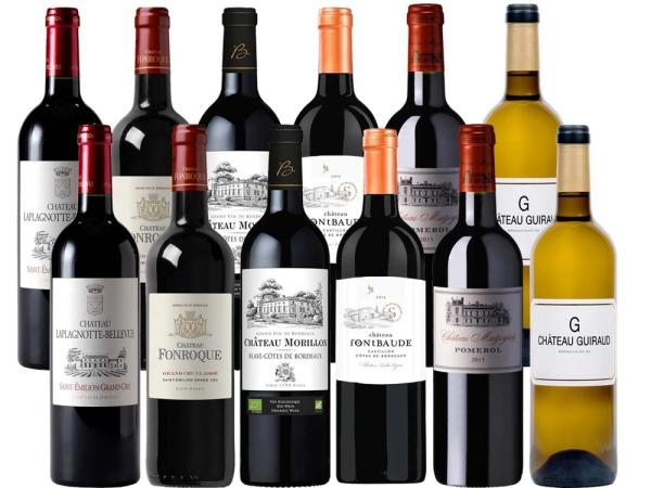 Bordeaux BIO 12er Probierpaket