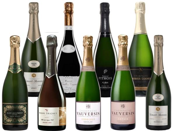 Champagner Grand Cru Paket