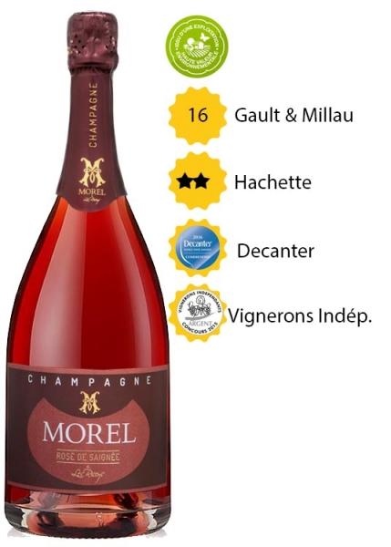 Magnum Rosé de Saignée